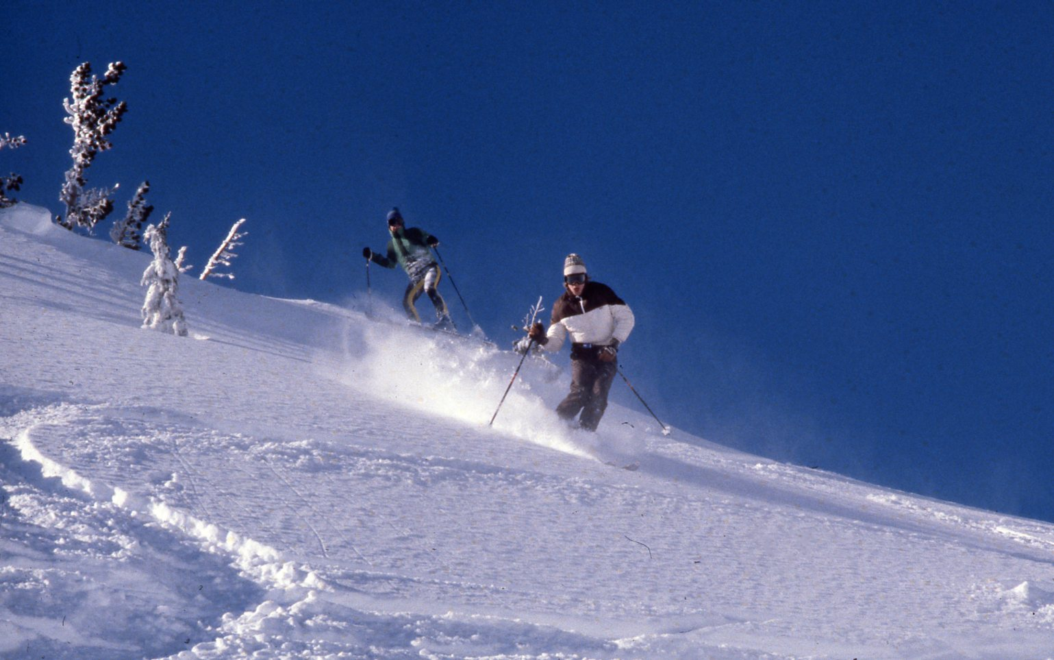 Skiing at Meadows